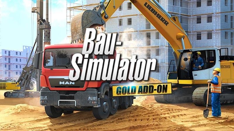 Bau-Simulator: Gold Add-On | Astragon