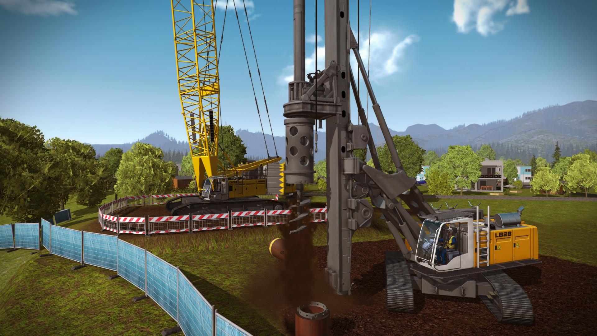 Bau-Simulator: Gold Edition | Astragon