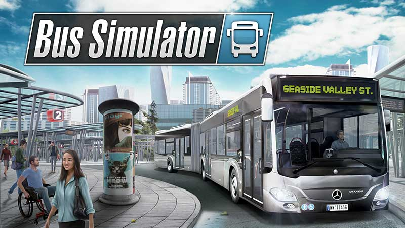 Bus Simulator 18 | Crack by CPY