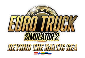 Euro Truck Simulator 2: Beyond the Baltic Sea DLC! (v1 33