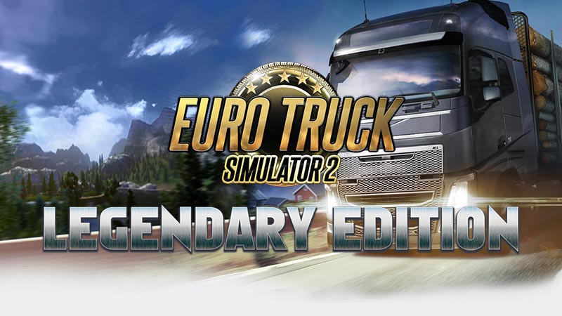 euro truck simulator 2 legendary limited edition astragon. Black Bedroom Furniture Sets. Home Design Ideas