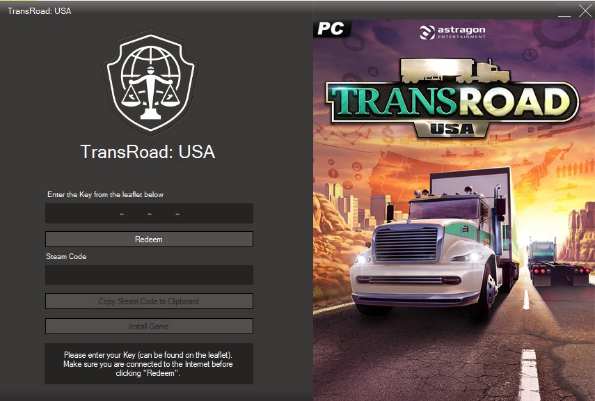 product key for pc games
